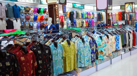 Cloth Shops