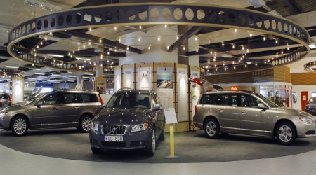 Auto/Vehicle Showrooms